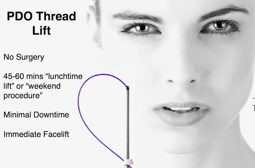 Facial Thread Lift Cosmetic Procedures in Chicago